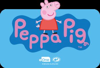 Licenza Peppa Pig di Klamaste