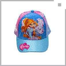 Winx Club Klamast/é S.r.l Cappello Invernale con PON PON Bloom
